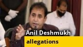 Param Bir Singh has made false allegations to save himself: Anil Deshmukh on extortion charges