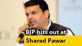 BJP counters Sharad Pawar's claim of Anil Deshmukh being in hospital on Feb 15, tweets HM's PC video