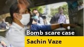 Have nothing to do with crime, being made a scapegoat: Sachin Vaze tells NIA court