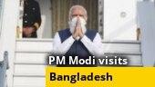 PM Modi embarks on two-day visit to Bangladesh