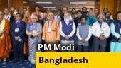 TMC questions timing of PM Modi's Bangladesh visit