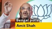 West Bengal polls: Amit Shah to hold roadshow in Nandigram on March 30