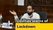 Lockdown if people continue to violate Covid norms: Uddhav Thackeray