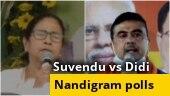 Battle Nandigram: Suvendu Adhikari fighting against Mamata Banerjee for political survival