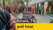 South India polls special: Election battle heats up in Kerala, Tamil Nadu