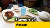 Flavours of Assam: Bitter politics discussed over authentic Assamese sweet breakfast
