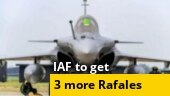 Image of the day: Indian Air Force to get 3 more Rafale jets