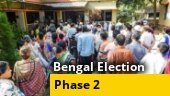 West Bengal Election 2021: Over 80% turnout recorded in Phase 2