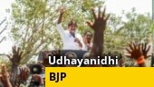 Challenge BJP to send IT-sleuths to my house: DMK leader Udhayanidhi