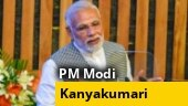 Tamil Nadu polls: Watch PM Modi's Kanyakumari speech