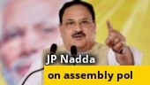 Confident of BJP forming govts in Bengal, Assam, Tamil Nadu, Puducherry: Nadda