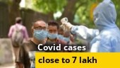India's total active Covid-19 cases inch closer to 7 lakh-mark