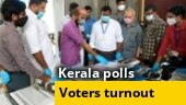 47.03% voter turnout in Kerala till 1 pm