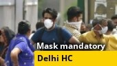 Mask mandatory even if a person is driving alone: Delhi High Court as city sees Covid sweep
