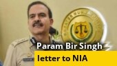 Ex top-cop Sachin Vaze accuses Anil Deshmukh, Anil Parab of extortion in explosive letter to NIA