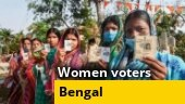 WATCH: The Crucial women vote bank in Bengal