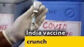 Several states forced to shut down vaccine centre due to crunch