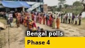 Bengal polls: Voting for phase four ends, over 76% voter turnout recorded