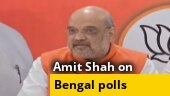 BJP will form govt in Bengal with over 200 seats: Amit Shah