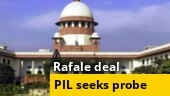 SC agrees to hear fresh PIL seeking probe into Rafale deal