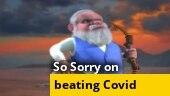 So Sorry: Phir se Corona ko harana hai