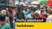 Delhi CM Arvind Kejriwal announces weekend curfew; gyms, malls to remain shut