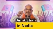 Will have Sonar Bangla after Mamata's 'bidai' on May 2: Amit Shah in Nadia