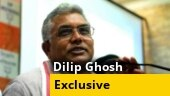 Exclusive: BJP will win 215 seats in Bengal election, says Dilip Ghosh