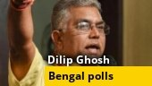 Exclusive: Mamata Banerjee is losing from Nandigram, says Dilip Ghosh