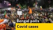 Covid-19 cases surge in Bengal after mass rallies