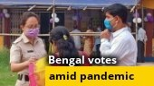 Bengal gears up to vote as coronavirus cases surge