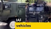 IAF inducts bullet proof vehicles to enhance airbase security