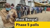 West Bengal Assembly polls: Voting begins for Phase 5 under Covid-19 shadow