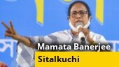 Mamata Banerjee's purported audio clip with TMC leader on Sitalkuchi firing stirs row