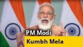 Kumbh Mela should now be symbolic to strengthen fight against Covid: PM Modi