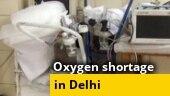 AAP, BJP spar over oxygen shortage in Delhi's hospitals