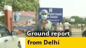 Ground report: Relatives want to take back their patients from Delhi's Sardar Patel Covid centre due to poor facilities