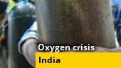 Greater Noida: Mother pleads for oxygen as son gasps for breathe