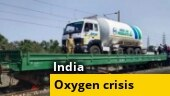 India Today boards Oxygen Express as Railways brings lifesaving gas to many