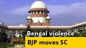 BJP approaches SC over post-poll violence in Bengal, demands CBI probe
