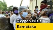 Karnataka: 4 Covid patients die allegedly due to oxygen shortage in Kalaburagi