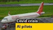 Air India pilots threaten to stop work after crew members test positive for Covid-19