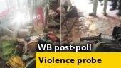 MHA team visits Kolkata to probe post-poll violence