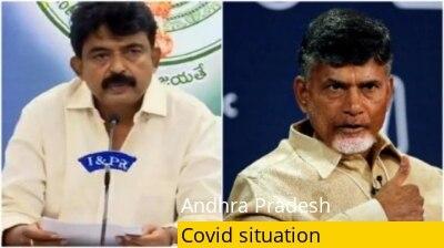 Chandrababu Naidu more dangerous than Covid-19, says Andhra minister