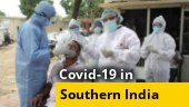 Southern states continue to grapple with Covid-19 infections