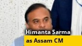 Himanta Biswa Sarma takes oath as Assam CM; know about his political journey