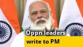 12 Opposition leaders write to PM Modi, seek free vaccination for all, suspension of Central Vista project