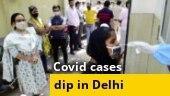 Delhi witnesses drop in daily Covid-19 cases