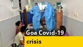 Watch: India Today crew blocked by Goa Hospital for reporting on poor conditions