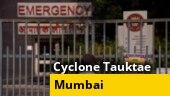 Covid-19 management in Mumbai on the backdrop of cyclone Tauktae  Ground Report